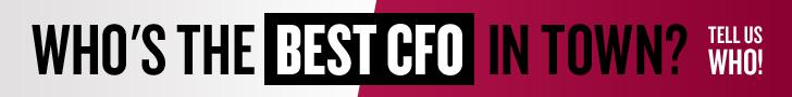 CFO Awards - leaderboard