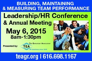 TEA - Leadership conference