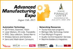 Advanced mfg expo