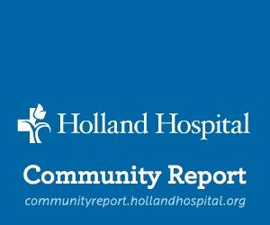 Holland Hospital - Ortho Blue