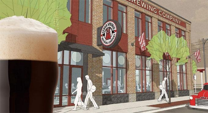 Brewing Up Change: Microbreweries spur renewed interest in West Michigan's Main Streets