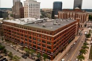 In a commercial real estate market with plenty of success stories, there are still some struggling projects. To wit: The Waters Building in downtown Grand Rapids fell into receivership last year after it appraised at less than half the value of what the former owner bought it for just six years earlier.