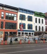 Kalamazoo's Metropolitan Center project nears completion