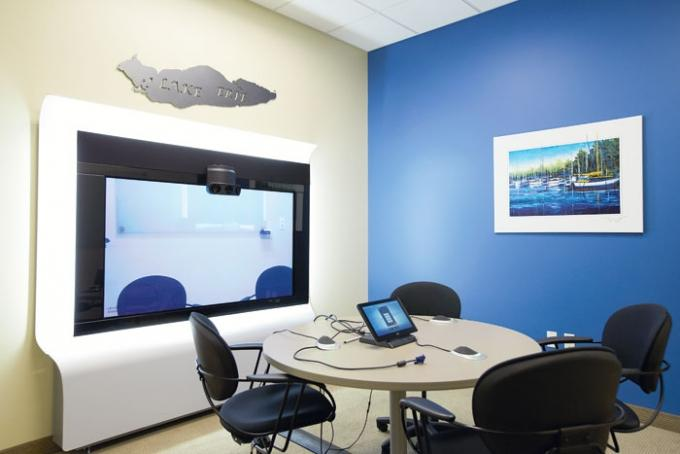 Interior Design Important For Tech Firm S New Space