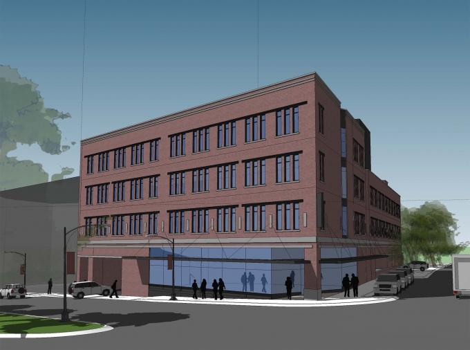 Studio Apartment Building plan controversial 71-unit studio apartment building in grand rapids