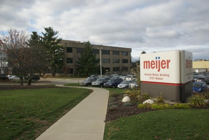 Meijer plans new corporate HQ