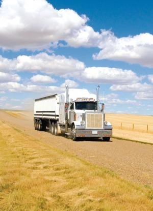 Trucking industry capacity constraints raise concern over driver shortage