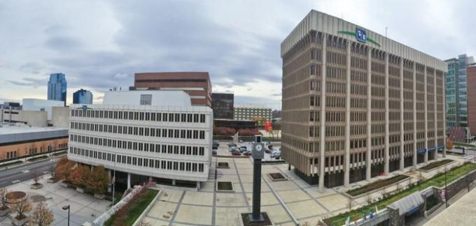 Fifth Third Bank Explores Sale Of Downtown Grand Rapids Campus