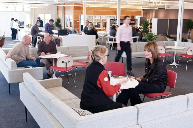 Office Furniture Industry Growth Driven By Continued Shift In Design