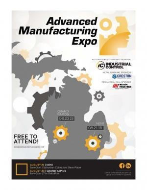 Sponsored: Advanced Manufacturing Expo 2018