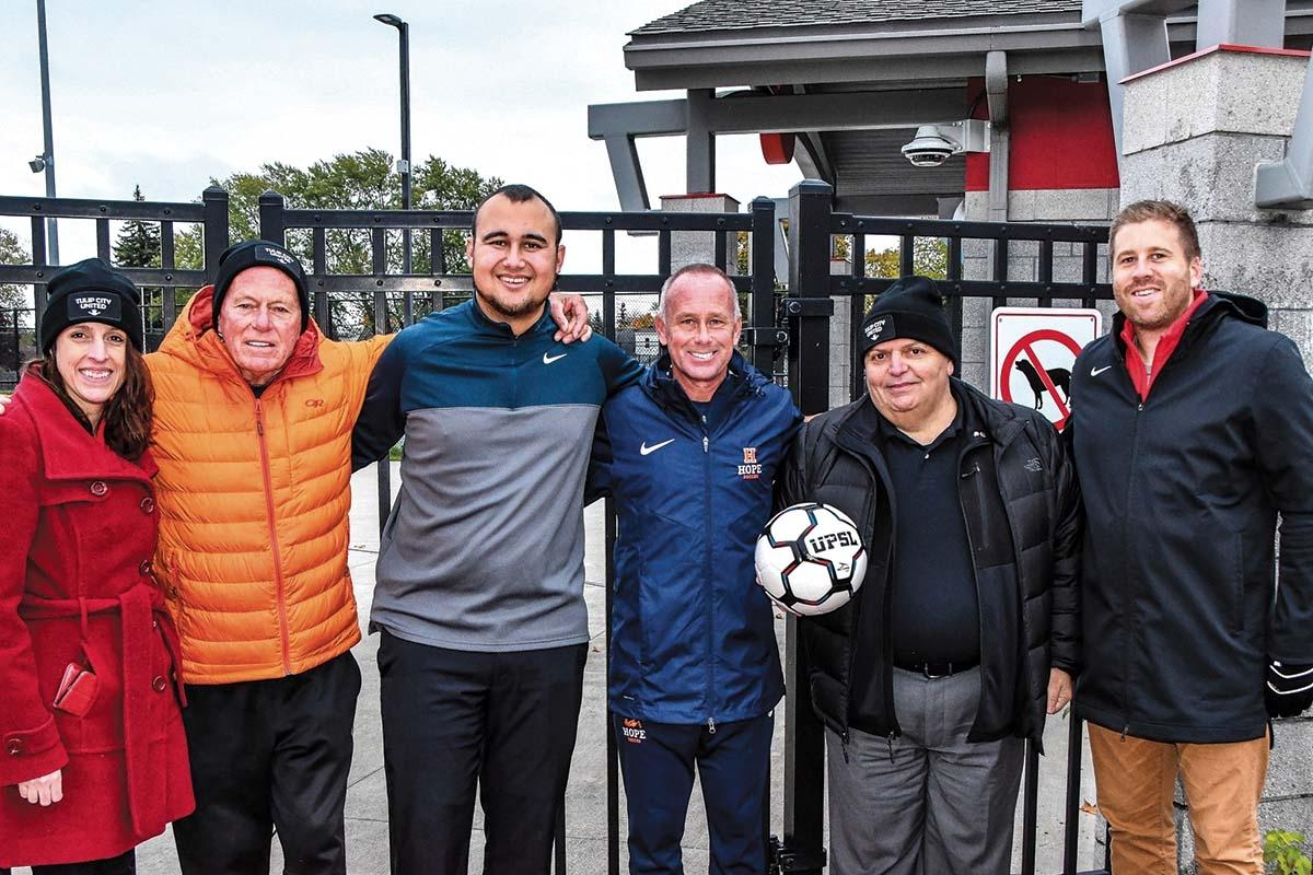 Backers of the Tulip City United soccer club hope to unite the Holland community around a love of the sport.