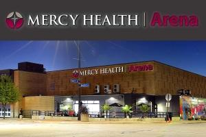 Mercy Health secures naming rights to Muskegon's L.C. Walker Arena