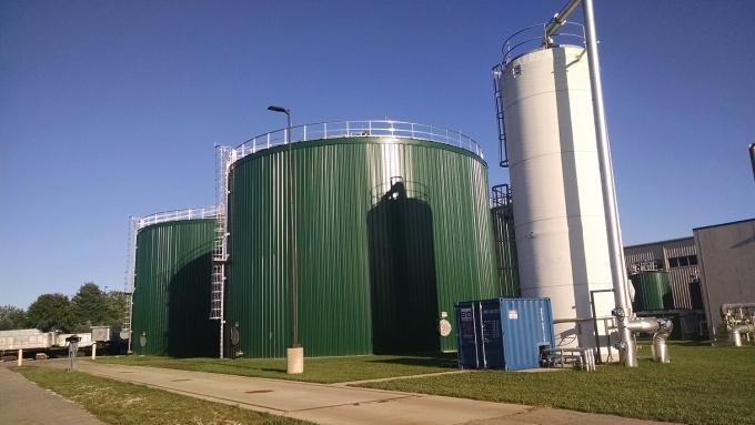 After being closed since 2015, the Fremont Regional Digester has reopened with new owners and a new management company. The facility converts food wastes to energy, producing enough to heat about 2,500 homes