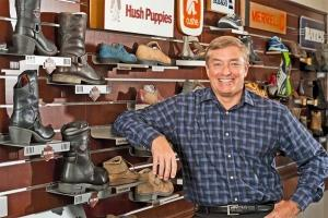 Wolverine World Wide Inc. Chairman, CEO and President Blake Krueger