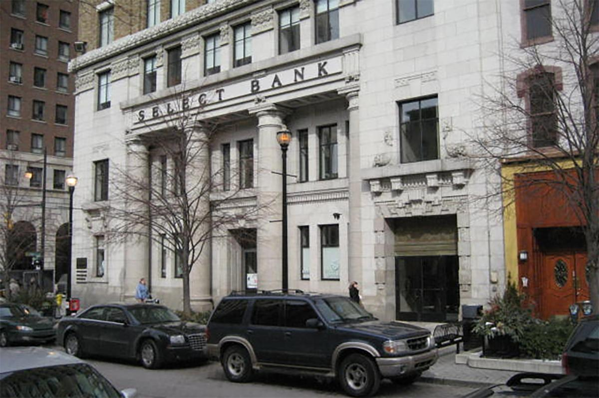 Law firm moving headquarters to Grand Rapids' First Community Bank building