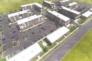 Developers, officials hope Studio 28 housing project catalyzes more development