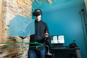 Michael Carnevale, founder of Carnevale ID in Grand Rapids, said his firm has hired graduates of video game design programs in Michigan because they have skills that translate to developing virtual reality and augmented reality systems his clients increasingly demand.