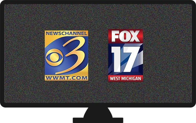 Two West Michigan TV stations up for sale as Sinclair looks to close Tribune Media deal