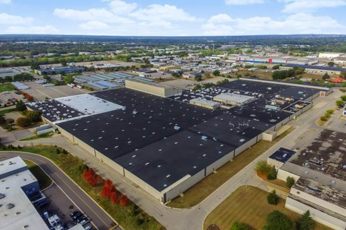 An affiliate of Schostak Brothers & Co. bought a distribution facility at 1040 40th St. SE for $24.1 million on Feb. 13.