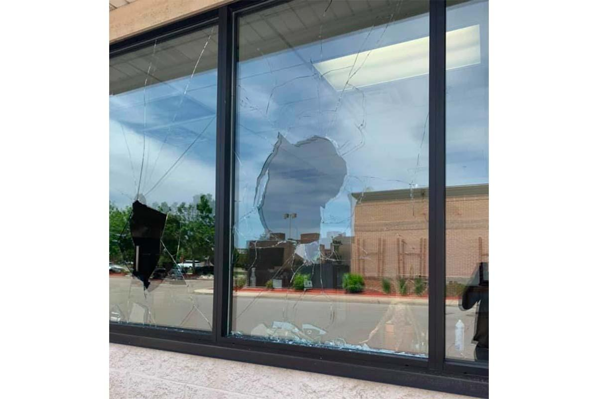 Irie Kitchen 'basically targeted' by vandalism, separate from weekend protest