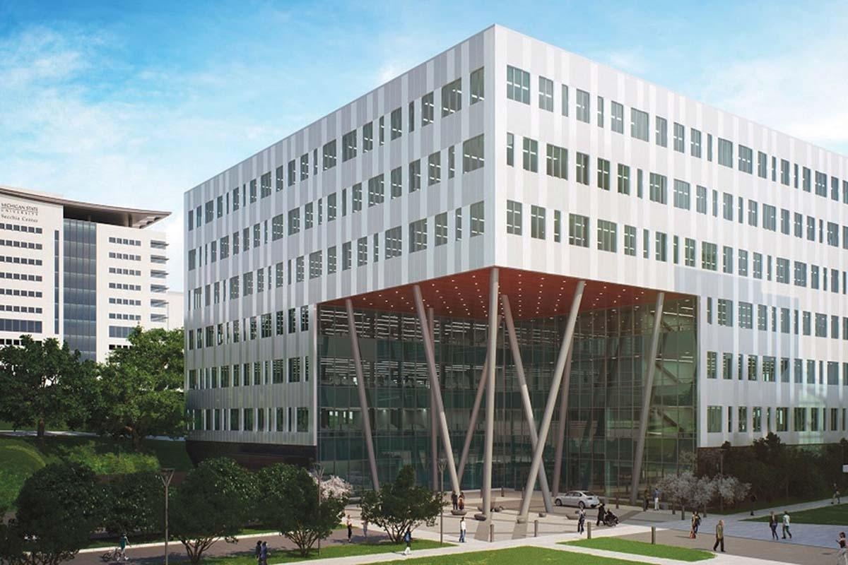 Michigan State University is bringing its Conquer Accelerator to Grand Rapids, where it aims to leverage the school's growing presence at the College of Human Medicine and Grand Rapids Research Center, as well as connections with other organizations, to help develop startups.