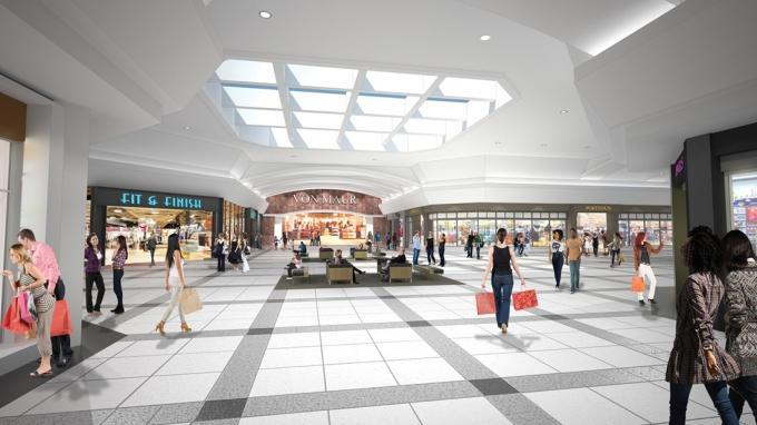 Despite the challenges within the retail sector, the owners of Woodland Mall hope to bank on the mall's centralized location in West Michigan with a $100 million investment and new, high-end stores. The move comes as financial experts increasingly express concern about large retail property owners' ability to cover their debt service over the long term.