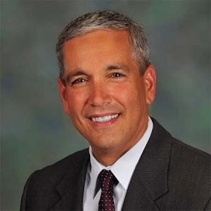 Rob Casalou, president and CEO of Trinity Health Michigan