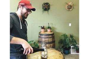 Mitch Ermatinger, Speciation Artisan Ales and Native Species Winery.