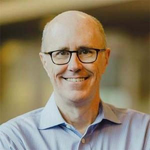 Steelcase President and CEO Jim Keane