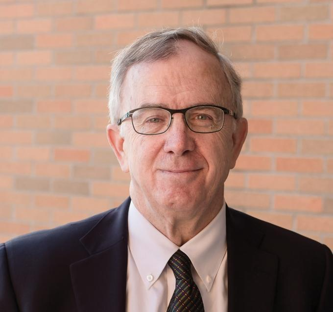 Rob Collier, President and CEO of Council of Michigan Foundations