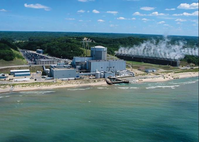 By May 31, 2018, Consumers Energy wants to get out of a power purchase agreement with Entergy for electricity produced by the Palisades nuclear plant in Covert, south of South Haven on Lake Michigan. Entergy looks to refocus its operations and exit the merchant generation plant business. The power purchase agreement was set to expire in April 2022.