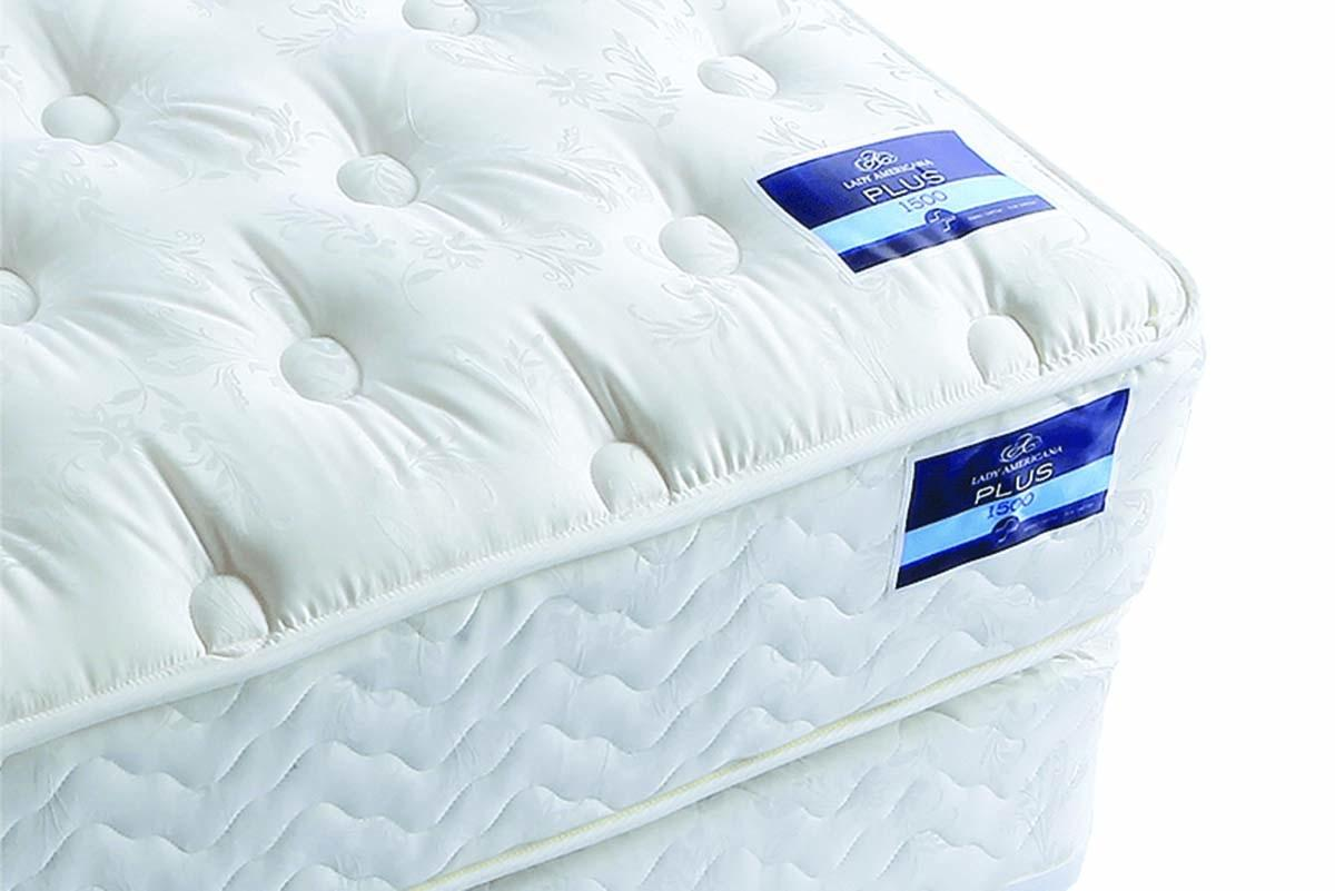 MADE IN MICHIGAN: MADE IN MICHIGAN Lady Americana Midwest manufactures mattresses for the hospitality market at a 20,000-square-foot factory on 36th Street in Grand Rapids. The company, which employs 25 people, produces more than 12,000 mattress sets annually. Lady Americana has outfitted many of the new hotels in downtown Grand Rapids, including several AHC+ properties such as the new AC Marriott Hotel Downtown Grand Rapids, Amway Grand Plaza and JW Marriott.