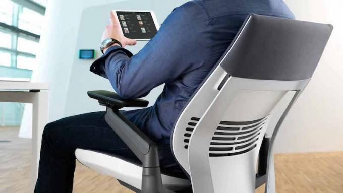 Steelcase's Gesture chair