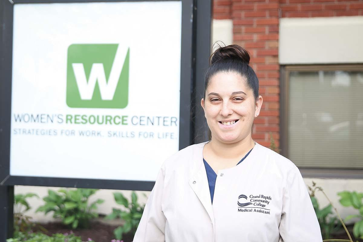 Grand Rapids-based Women's Resource Center offers a range of programming to empower women to become economically self-sufficient through employment, career development and personal growth.