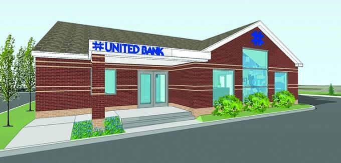 United Bank of Michigan's new branch in Jenison is among a trio of initiatives by community banks to expand their presence in the Grand Rapids area.
