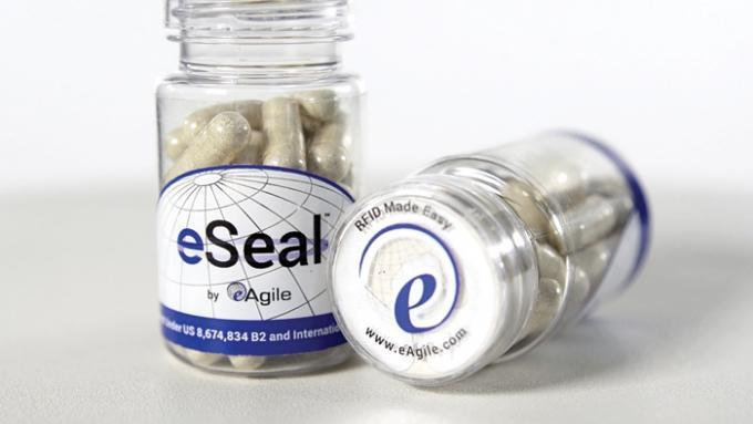 Grand Rapids-based eAgile Inc. developed RFID technology that's embedded into pharmaceutical and food containers, allowing man- ufacturers to track their products through the production process and even as they pass into the hands of consumers.