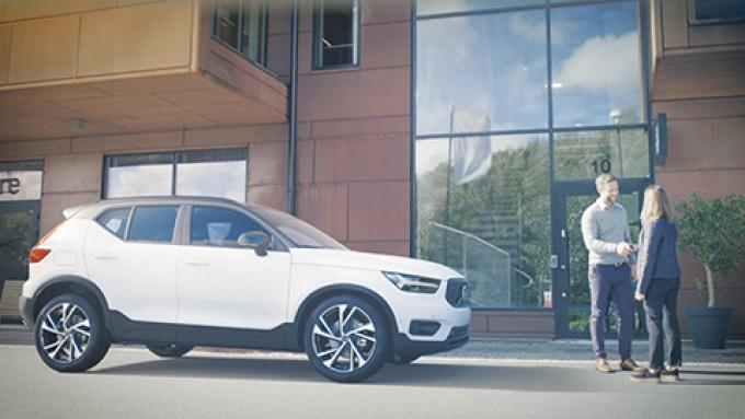 The Care by Volvo program offers XC40 customers anywhere in the U.S. a two-year subscription service starting at $600 per month that covers insurance, maintenance and repairs, with an annual allowance of up to 15,000 miles.