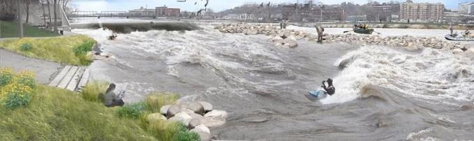 Construction could start on Grand River restoration next year