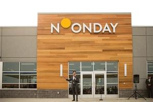 Gun Lake Investments opened the $4.4 million Noonday Market, a gas station and convenience store, to capture more money for the Gun Lake Tribe's economy from people visiting its gaming facility in Bradley, south of Grand Rapids.