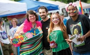 Arbor Circle received a $20,000 grant from the Our LGBT Fund to work with True Colors Fund to improve access to support and services for LGBT youths, including runaways and homeless people.