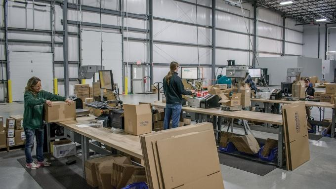 TecNiq Inc. invested $6.6 million to open a new 123,000-square-foot plant in Galesburg to make LEDs for the marine and heavy-duty and light-duty trailer industry. The company expects to create 120 jobs as a result of the expansion