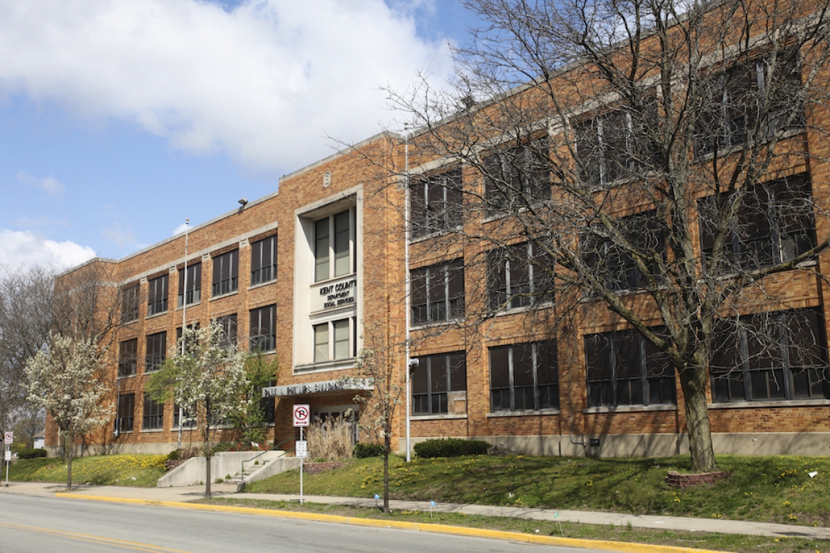 ICCF is partnering on the redevelopment of 415 Franklin Street, where it plans to move its headquarters.