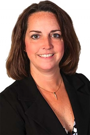 Mary Anne Wisinski-Rosely, a partner and office specialist at NAI Wisinski of West Michigan