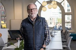RespondWell LLC founder Ted Spooner sold the telerehab platform last summer to Zimmer Biomet Holdings Inc., which is building a new business around digital health.