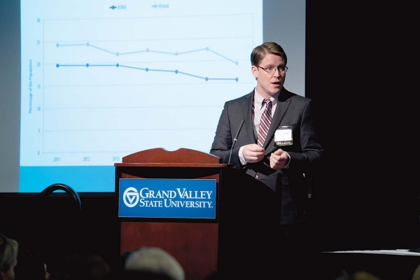 REPORTER'S NOTEBOOK: GVSU Health Check report offers data on key industry trends