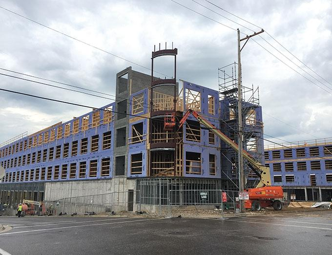 A subsidiary of East Lansing-based Maplegrove Property Management LLC raised $8.7 million from investors in its latest round of fundraising that helped it secure a construction loan from Chemical Bank for its Market Avenue Place project near Founders Brewing Co. in Grand Rapids.