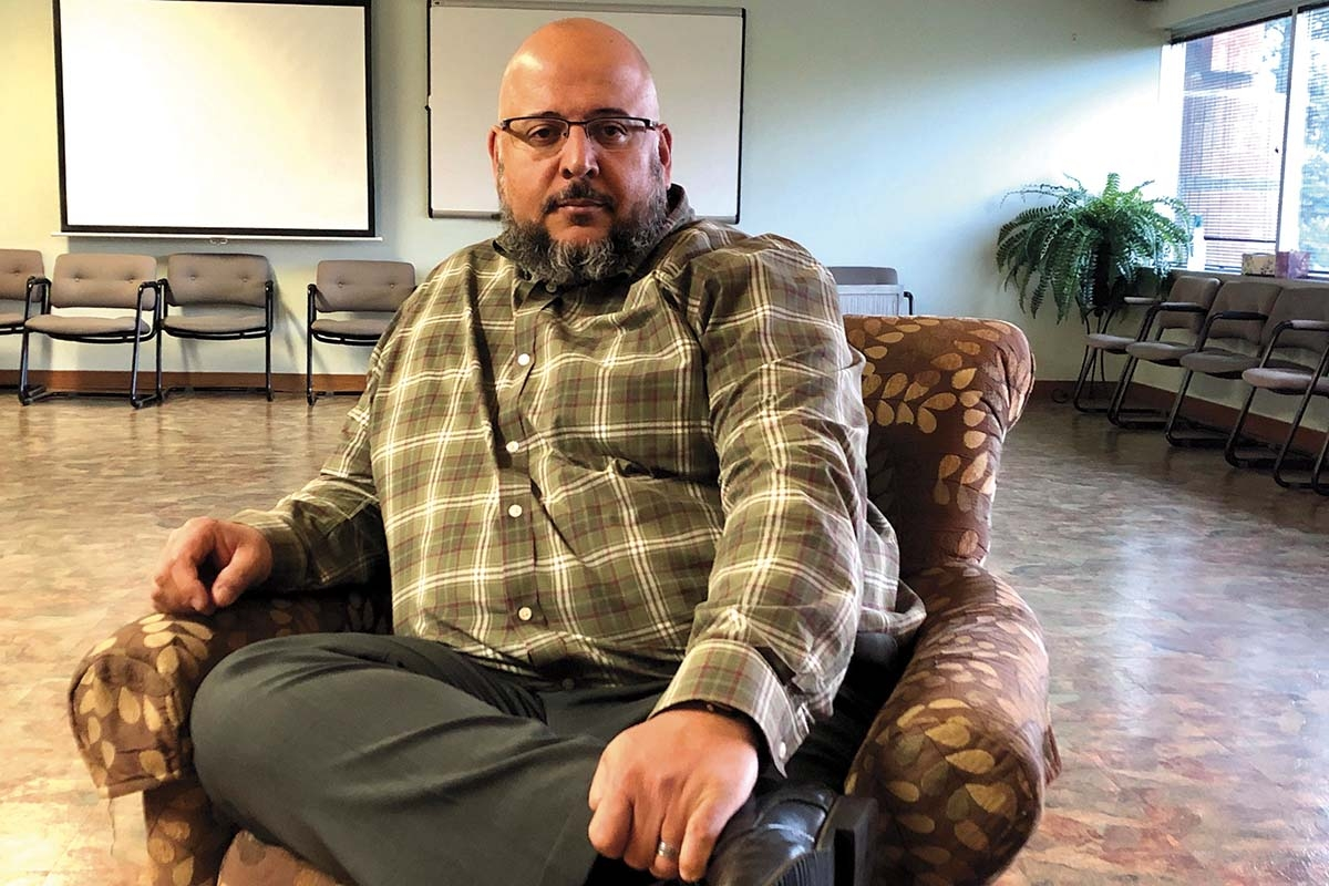 Flavio Da Silva, clinical director at the Hope Network Center for Recovery in Grand Rapids, said patients with opioid use disorder account for 85-95 percent of the caseload these days.