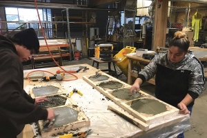 The Grand Rapids Center for Community Transformation received a $1.5 million grant from the U.S. Department of Labor for its Youthbuild program.