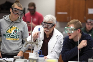 Marquette-based Northern Michigan University launched a new medicinal plant chemistry degree in fall 2017 and recently received state approval to grow and test hemp during the 2019- 20 school year.