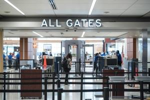 """Gerald Ford International Airport recently invested $45 million in the first phase of its """"Gateway Transformation Project"""" that consolidated the security checkpoint and added new restaurant and retail amenities."""